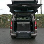 Mobility Nationwide | Used Wheelchair Accessible Vehicles | Partner with ramp stowed