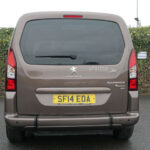 Mobility Nationwide | Used Wheelchair Accessible Vehicles | Partner rear door