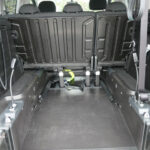 Mobility Nationwide | Used Wheelchair Accessible Vehicles | Partner rear space