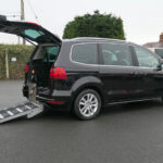 Mobility Nationwide | Used Wheelchair Accessible Vehicles | SEAT Alhambra rear ramp