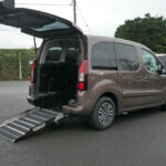 Mobility Nationwide | Used Wheelchair Accessible Vehicles | Peugeot Partner plus ramp