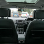 Mobility Nationwide | Used Wheelchair Accessible Vehicles | Rear seats and dashboard