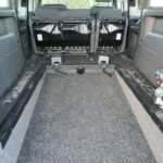 Mobility Nationwide | Used Wheelchair Accessible Vehicles | Caddy Maxi wheelchair location