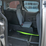 Mobility Nationwide | Used Wheelchair Accessible Vehicles | Peugeot rear seat