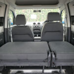 Mobility Nationwide | Used Wheelchair Accessible Vehicles | Caddy Life seats folded