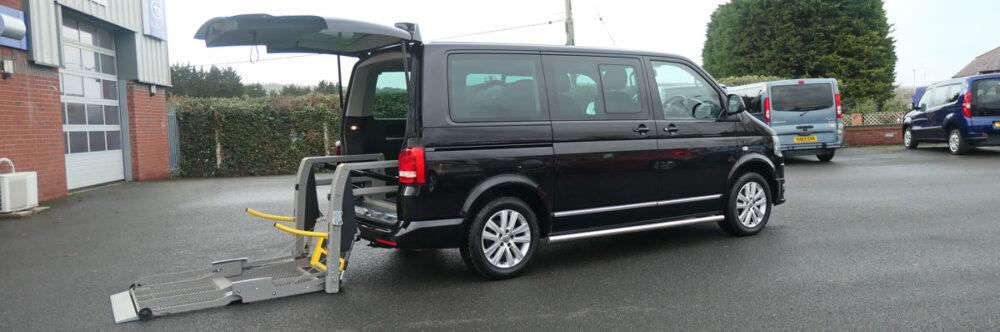 Mobility Nationwide | Used Wheelchair Accessible Vehicles | Caravelle with lift