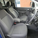 Mobility Nationwide | Used Wheelchair Accessible Vehicles | VW Caddy Life front seats