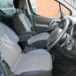 Mobility Nationwide   Used Wheelchair Accessible Vehicles   Grey front seats