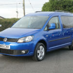 Mobility Nationwide | Used Wheelchair Accessible Vehicles | Caddy Life front side