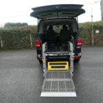 Mobility Nationwide | Used Wheelchair Accessible Vehicles | Floor level lift
