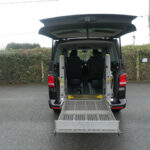 Mobility Nationwide | Used Wheelchair Accessible Vehicles | Caravelle ramp half way
