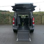 Mobility Nationwide | Used Wheelchair Accessible Vehicles | Ramp into back
