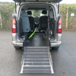 Mobility Nationwide | Used Wheelchair Accessible Vehicles | Partner ramp in to back