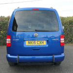 Mobility Nationwide | Used Wheelchair Accessible Vehicles | Caddy rear door