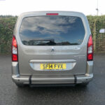 Mobility Nationwide | Used Wheelchair Accessible Vehicles | Paeugeot Partner rear view