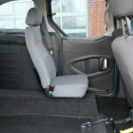 Mobility Nationwide   Used Wheelchair Accessible Vehicles   Teepee rear seats