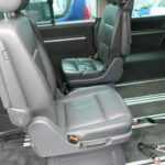 Mobility Nationwide | Used Wheelchair Accessible Vehicles | Swivel seat