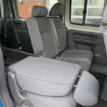 Mobility Nationwide | Used Wheelchair Accessible Vehicles | Caddy one rear seat folded