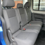 Mobility Nationwide | Used Wheelchair Accessible Vehicles | Caddy rear seats
