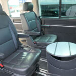 Mobility Nationwide | Used Wheelchair Accessible Vehicles | Rear seats and table
