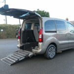 Mobility Nationwide | Used Wheelchair Accessible Vehicles | Side view ramp