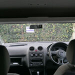 Mobility Nationwide | Used Wheelchair Accessible Vehicles | VW Caddy dashboard