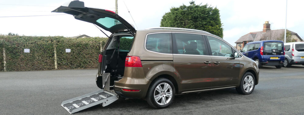 Mobility Nationwide | Used Wheelchair Accessible Vehicles | Alhambra with ramp