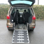 Mobility Nationwide | Used Wheelchair Accessible Vehicles | Alhambra rear ramp