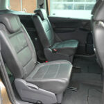Mobility Nationwide | Used Wheelchair Accessible Vehicles | Alhambra rear seats
