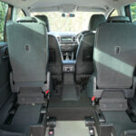 Mobility Nationwide | Used Wheelchair Accessible Vehicles | Alhambra rear view back seats