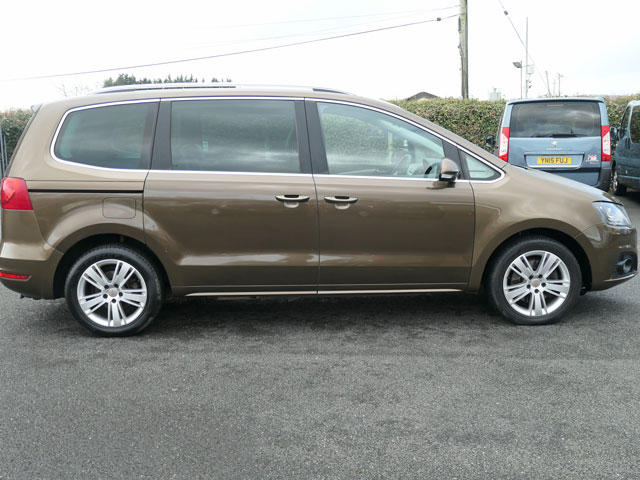 Mobility Nationwide   Used Wheelchair Accessible Vehicles   Alhambra side
