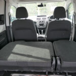 Mobility Nationwide   Used Wheelchair Accessible Vehicles   Caddy Maxi rear seats down