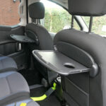 Mobility Nationwide | Used Wheelchair Accessible Vehicles | Peugeot Partner rear trays
