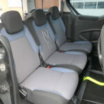 Mobility Nationwide | Used Wheelchair Accessible Vehicles | Peugeot Partner 3 rear seats