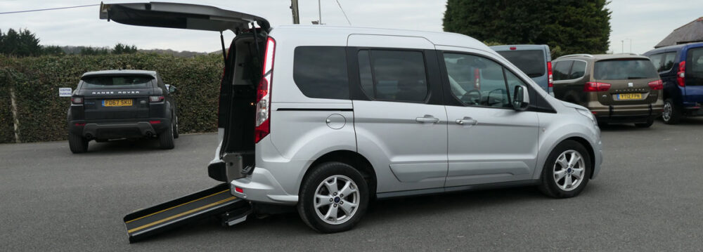 Mobility Nationwide | Used Wheelchair Accessible Vehicles | Tourneo