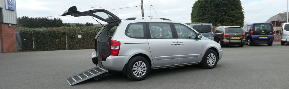 Mobility Nationwide | Used Wheelchair Accessible Vehicles | Kia Sedona