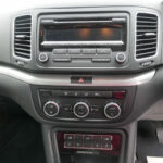 Mobility Nationwide   Used Wheelchair Accessible Vehicles   VW Sharan dashboard