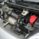 Mobility Nationwide   Used Wheelchair Accessible Vehicles   Peugeot Partner engine bay