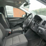 Mobility Nationwide   Used Wheelchair Accessible Vehicles   VW Sharan front seats