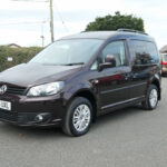 Mobility Nationwide | Used Wheelchair Accessible Vehicles | VW Caddy Life front side