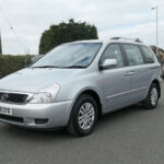 Mobility Nationwide | Used Wheelchair Accessible Vehicles | Kia Sedona front side angle
