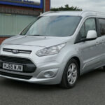 Mobility Nationwide | Used Wheelchair Accessible Vehicles | Peugeot Partner front side view