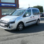 Mobility Nationwide   Used Wheelchair Accessible Vehicles   Berlingo front side