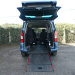 Mobility Nationwide   Used Wheelchair Accessible Vehicles   Partner ramp in back
