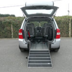 Mobility Nationwide | Used Wheelchair Accessible Vehicles | Kia Sedona ramp to rear