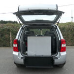 Mobility Nationwide | Used Wheelchair Accessible Vehicles | Kia Sedona ramp stowed