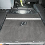 Mobility Nationwide   Used Wheelchair Accessible Vehicles   Peugeot Partner ramp flat