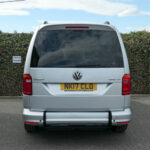 Mobility Nationwide   Used Wheelchair Accessible Vehicles   Caddy Maxi rear door