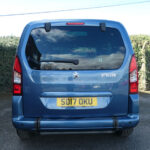Mobility Nationwide   Used Wheelchair Accessible Vehicles   Partner rear door