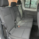 Mobility Nationwide   Used Wheelchair Accessible Vehicles   Caddy Maxi rear seats
